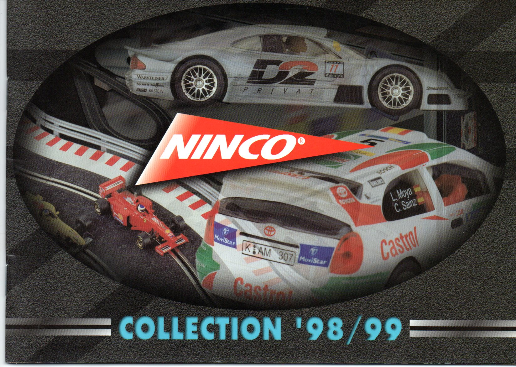Collection (car 1998 1999