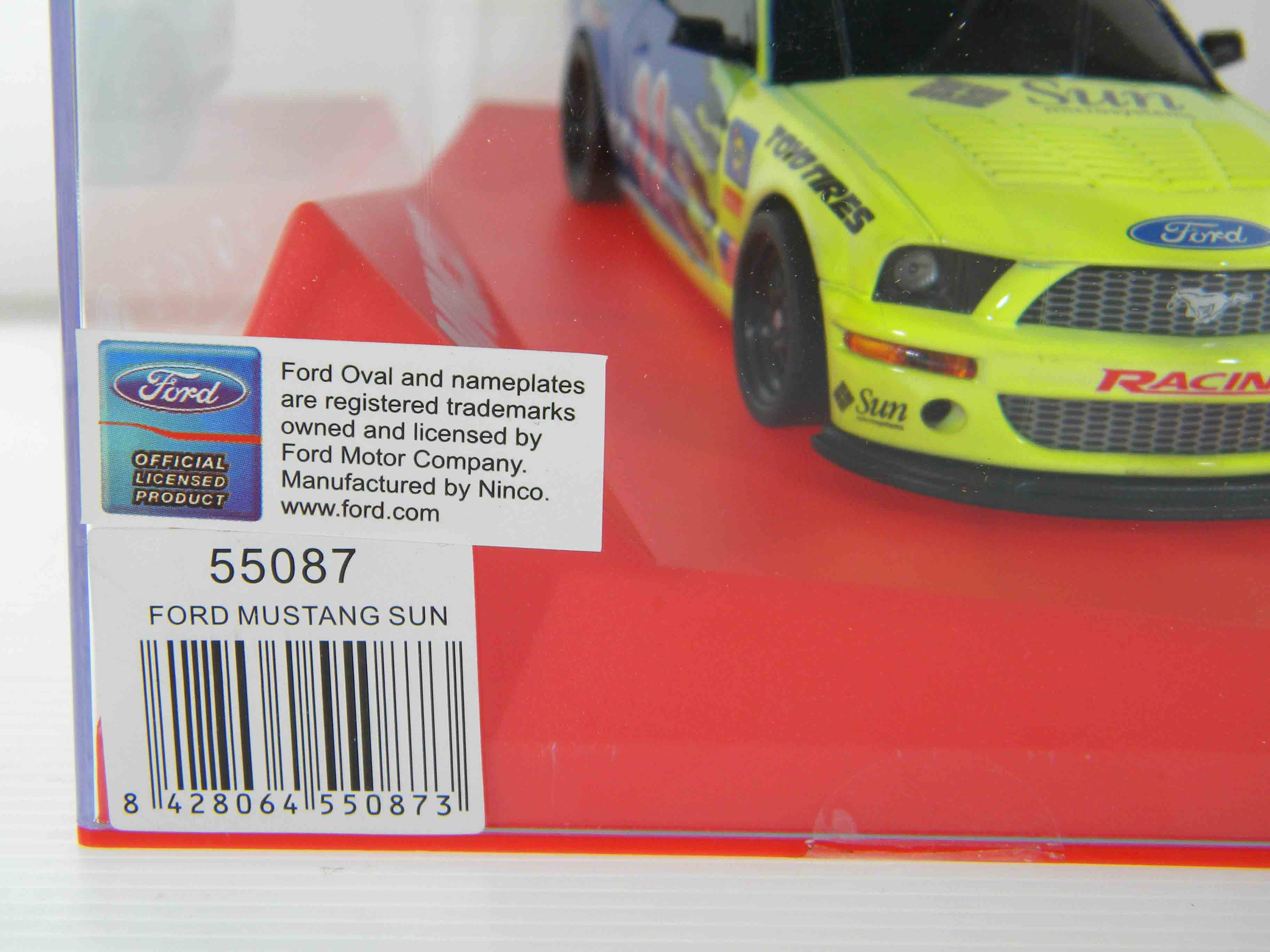 Ford Mustang (55087